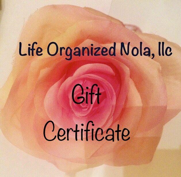 Professional Organizers In Louisiana