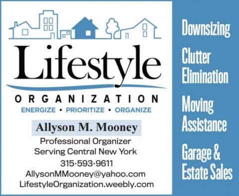 Allyson M. Mooney - Professional Organizer in Cortland ...
